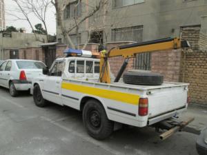حمل خودرو تعمیرگاهی تصادفی فرسوده 09120451416